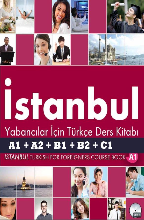 istanbul 1 - ئستانبۇل تۈرىكچە دەرىس كىتابى