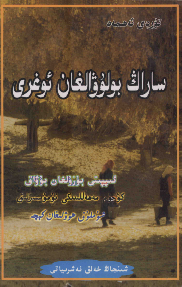 3010 21 pdf - ساراڭ بولۇۋالغان ئوغرى (تۇردى ئەھمەد)