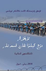 uyghurlar duch kilwatqan mesiller 2 190x290 - ئۇيغۇرلار دۇچ كېلىۋاتقان قىسمەتلەر (2-كىتاب)