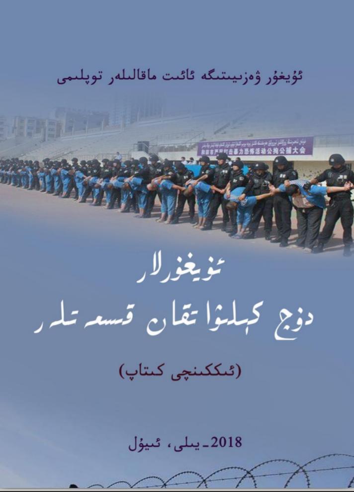 uyghurlar duch kilwatqan mesiller 2 - ئۇيغۇرلار دۇچ كېلىۋاتقان قىسمەتلەر (2-كىتاب)