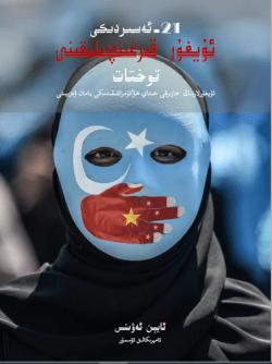 21 Esirdiki Uyghur Qirghinchiliqi 250x334 - 21-ئەسىردىكى ئۇيغۇر قىرغىنچىلىقىنى توختات-ئايىن ئەۋىنىس