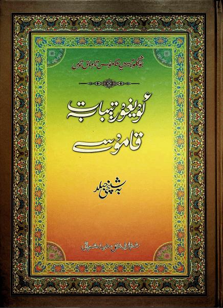 uyghur tibabet qamusi 5 - ئۇيغۇر تېبابەت قامۇسى 5-جىلد