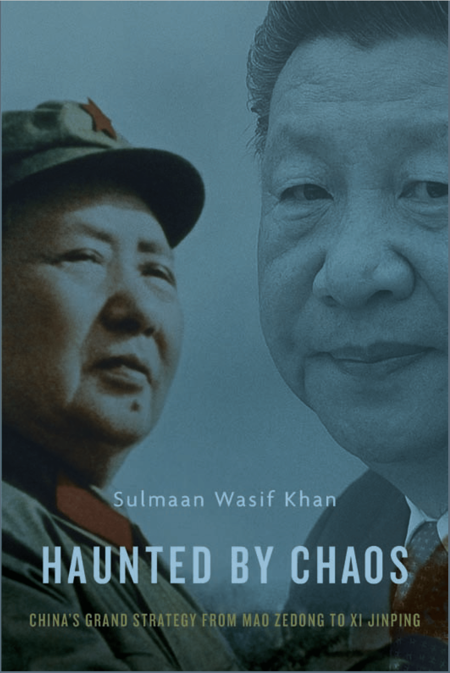 Haunted by Chaos - Haunted by Chaos: -Sulmaan Wasif Khan