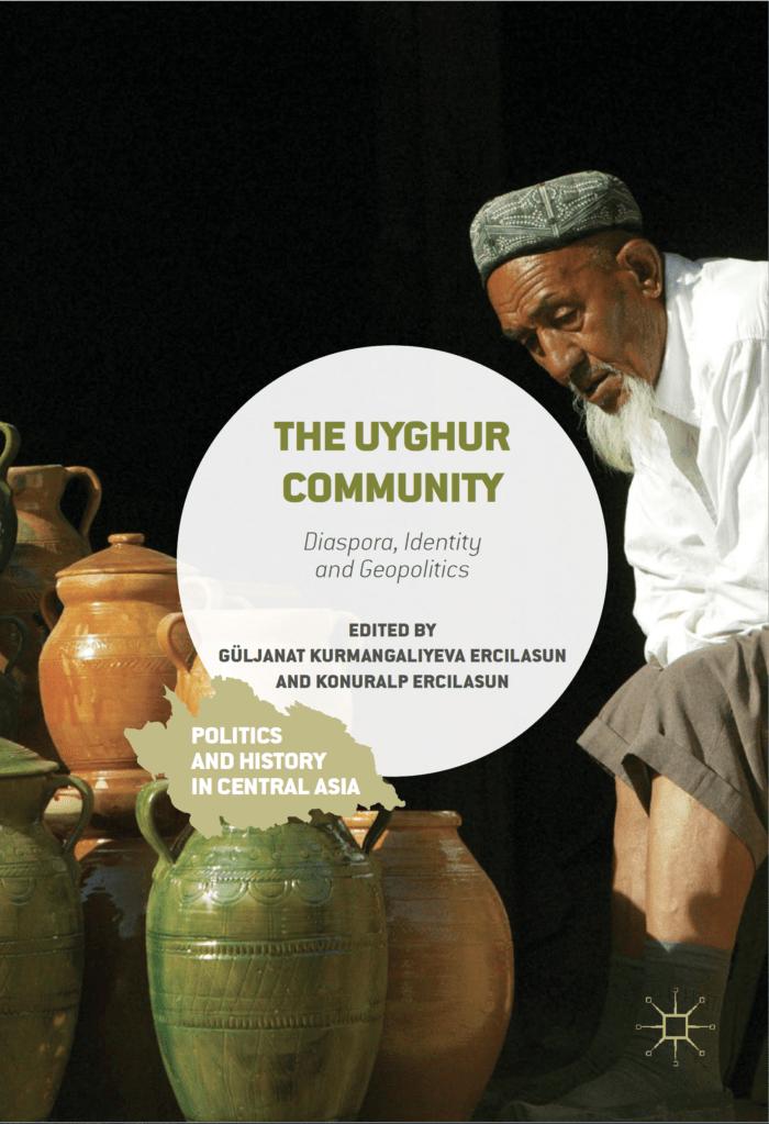 The Uyghur Community: Diaspora, Identity and Geopolitics, ئېلكىتاب تورى