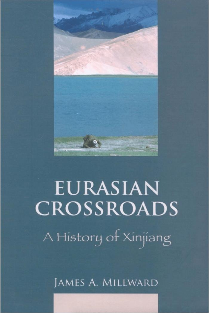 Eurasian Crossroads: A History of Xinjiang, ئېلكىتاب تورى