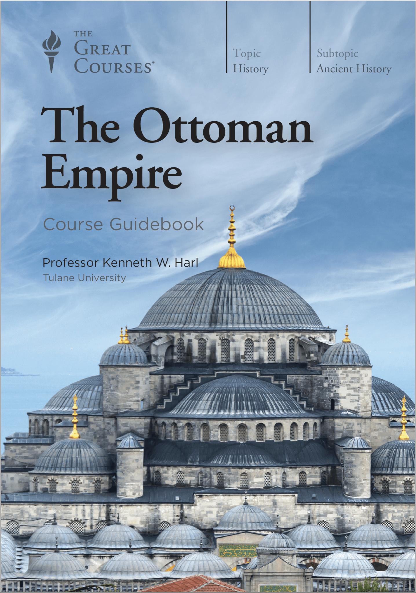 The Ottoman Empire-Kenneth W. Harl, ئېلكىتاب تورى