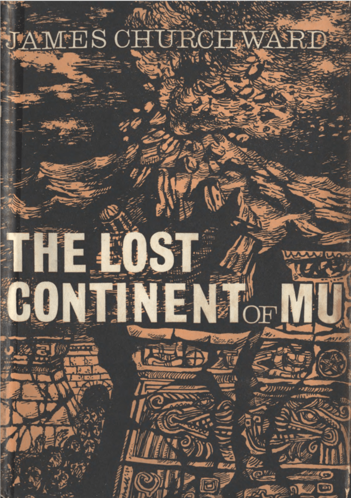 The Lost Continent of Mu, the Motherland of Men, ئېلكىتاب تورى