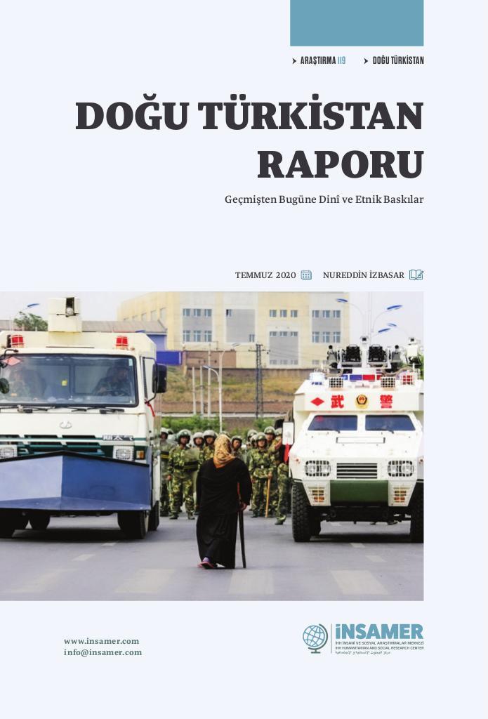 dogu turkistan raporu nurettin izbasar 01 1 - DOĞU TÜRKISTAN RAPORU - Geçmişten Bugüne Dinî ve Etnik Baskılar